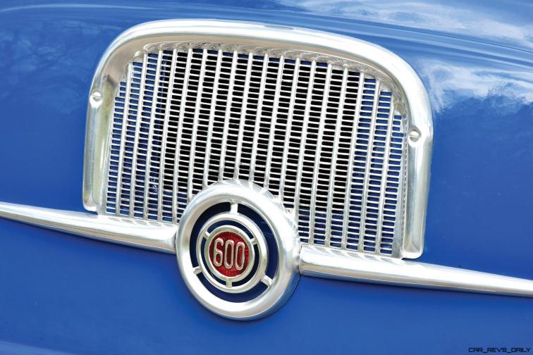 1965 Fiat 600 Multipla 6