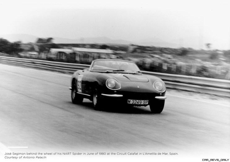 1968 Ferrari 275 GTS4 NART Spider 33