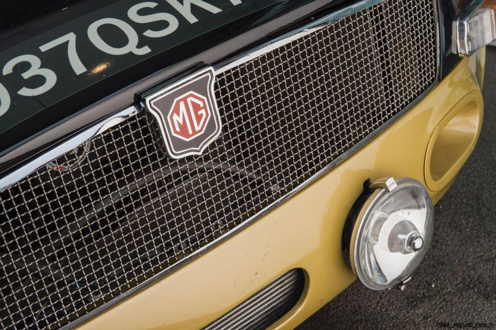 1969 MG MGC GTS Sebring 7