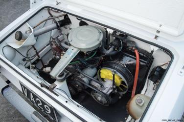 1970 Fiat 850 Spiaggetta by Michelotti 20