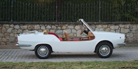 1970 Fiat 850 Spiaggetta by Michelotti 6