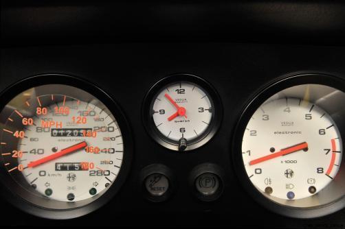 1993 Alfa Romeo RZ by Zagato 15