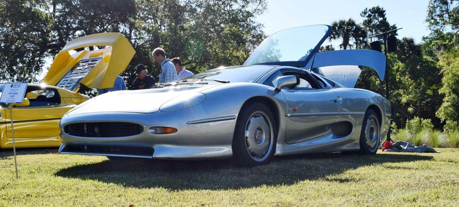 1994 Jaguar XJ220 4