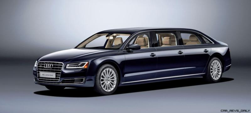 2016 Audi A8L Extended 4