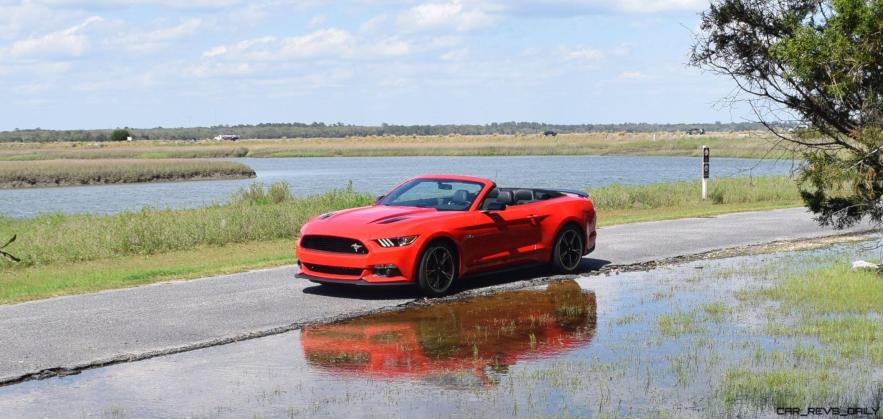 2016 Ford Mustang GT California Special 48