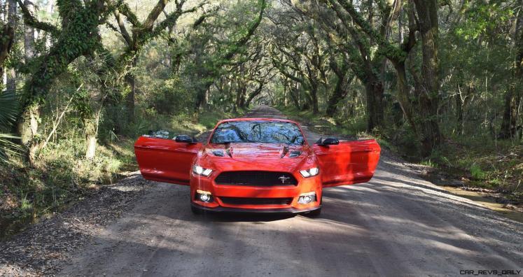 2016 Ford Mustang GT Convertible Botany Bay 23