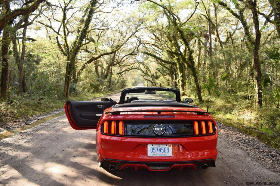 2016 Ford Mustang GT Convertible Botany Bay 37
