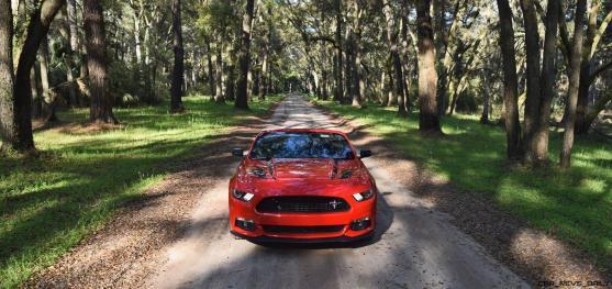 2016 Ford Mustang GT Convertible Botany Bay 5