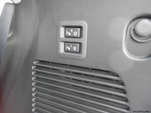 2016 INFINITI QX80 Limited AWD Interior 2