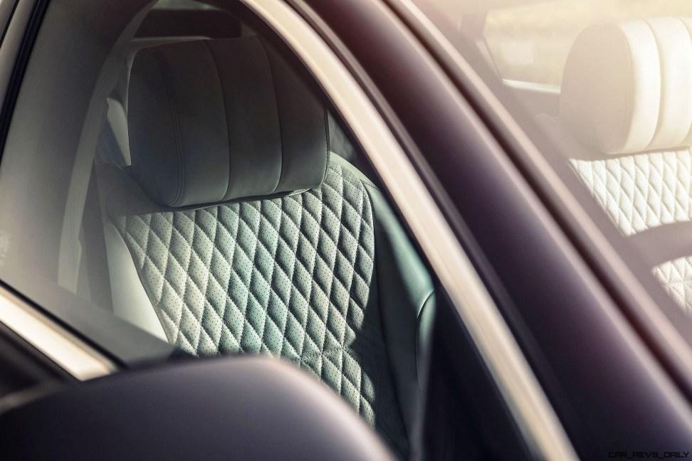 2016 Jaguar XJ Skyroad Paxi Expressway China 16