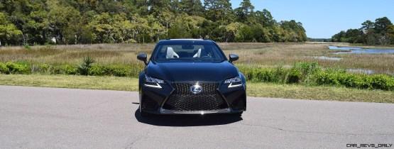 2016 Lexus GS-F Caviar Black 44