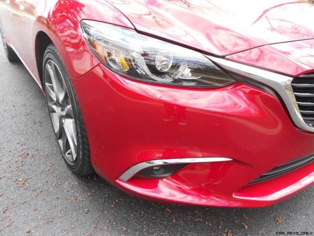 2016 Mazda 6 GT 8