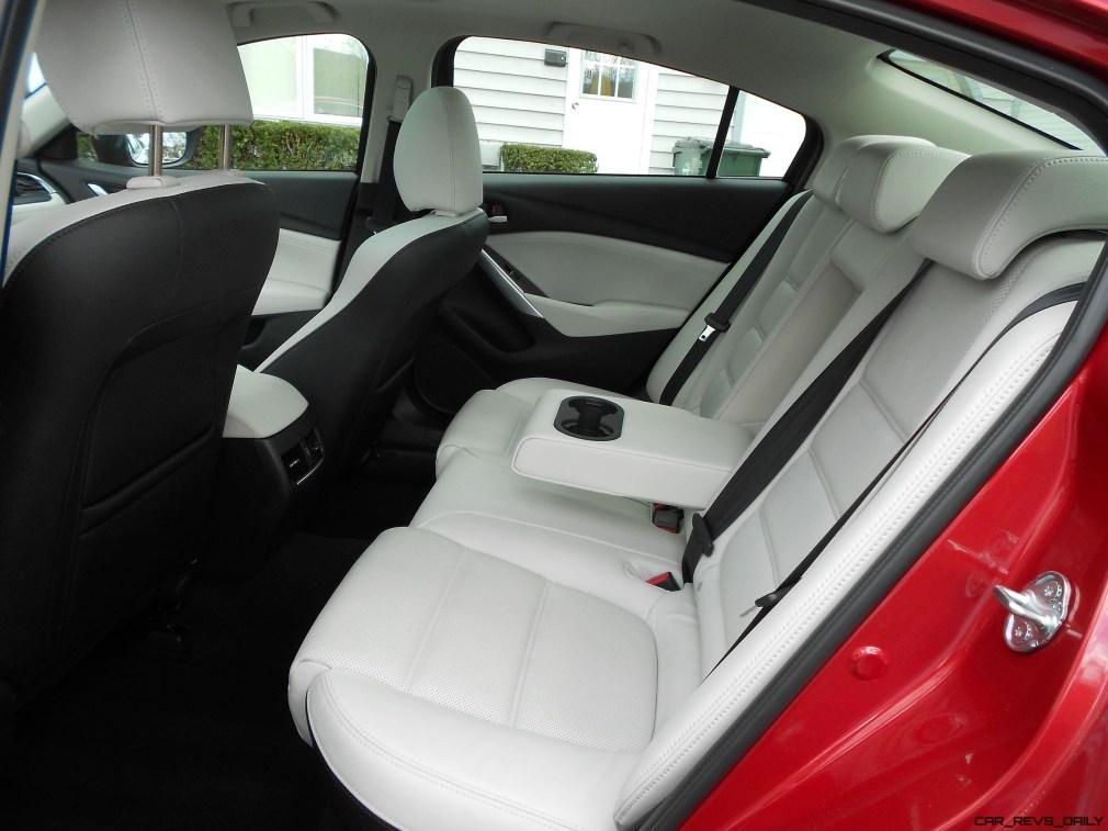 2016 Mazda 6 Grand Touring - Interior Photos 3