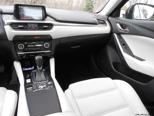 2016 Mazda 6 Grand Touring - Interior Photos 6