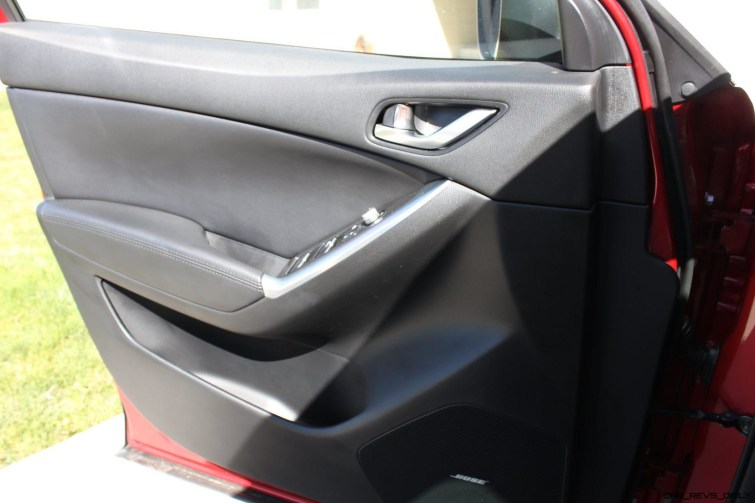 2016 Mazda CX-5 Interior 16