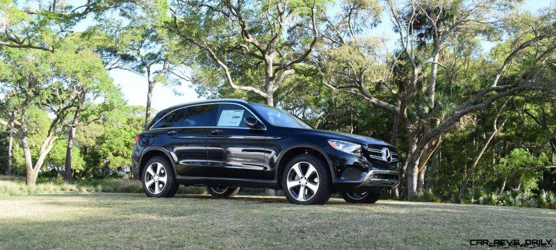 2016 Mercedes-Benz GLC300 12