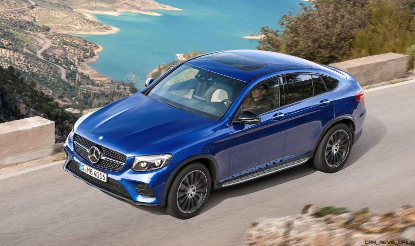 2017 Mercedes-Benz GLC Coupe 15