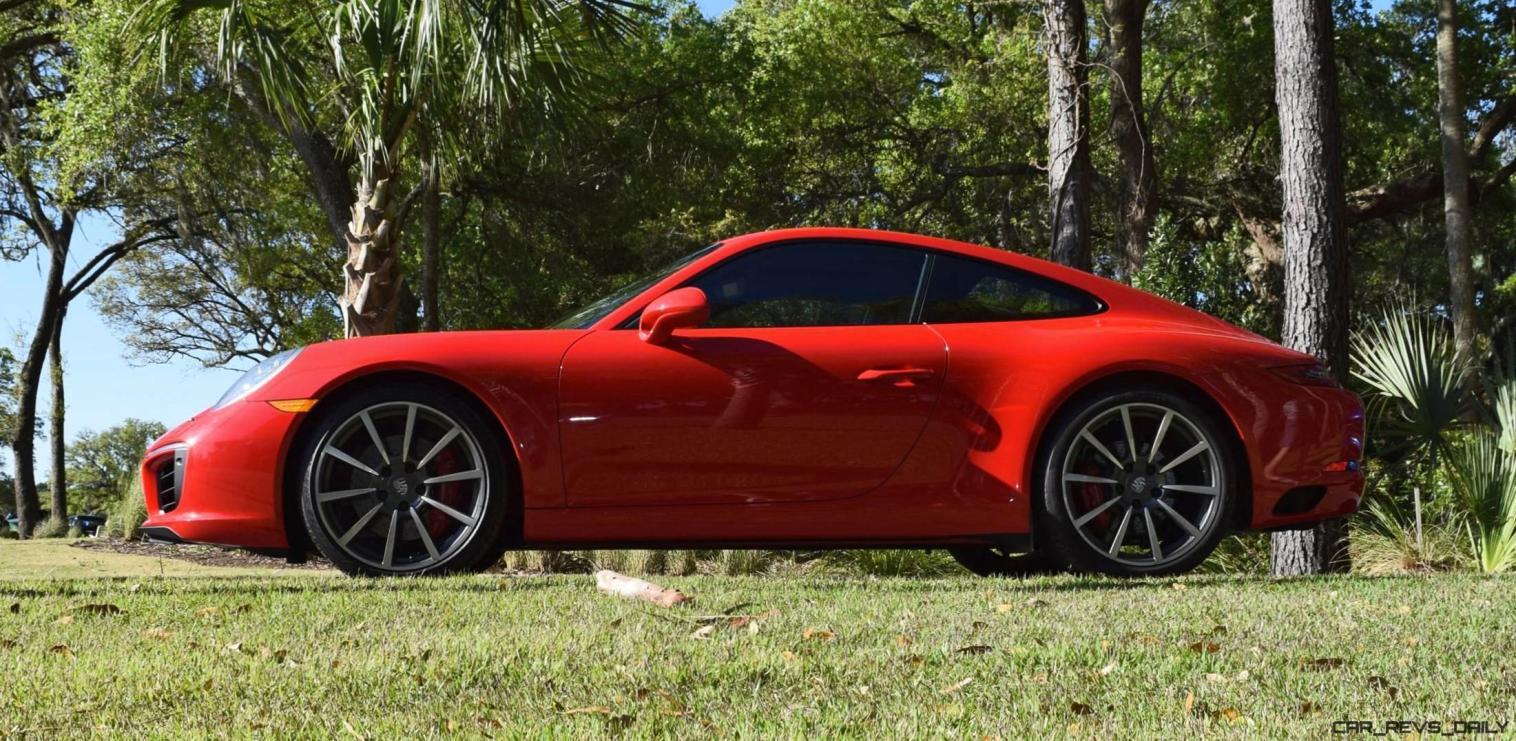 2017 Porsche 911 Guard Red 7