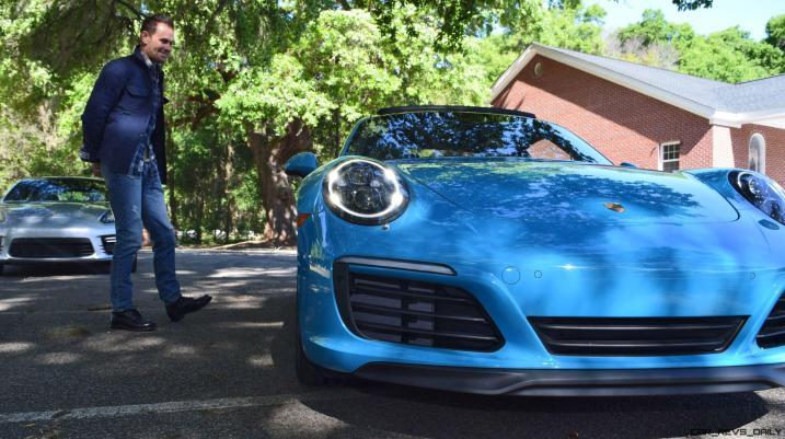 2017 Porsche 911 Miami Blue 22