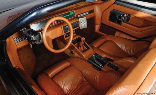 Concept Debrief - 1980 Lamborghini ATHON Speedster by Bertone 21