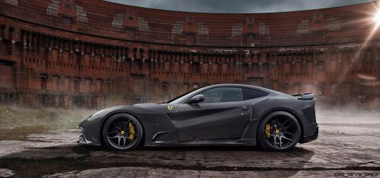 Ferrari F12 N-Largo S by Novitec Rosso 3