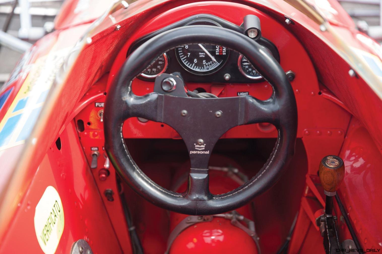 RM Monaco 2016 - 1971 March 711 F1 Car 10