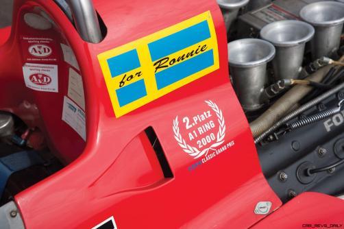 RM Monaco 2016 - 1971 March 711 F1 Car 17