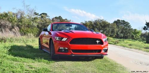 Red 2016 Ford Mustang GT California Special 3