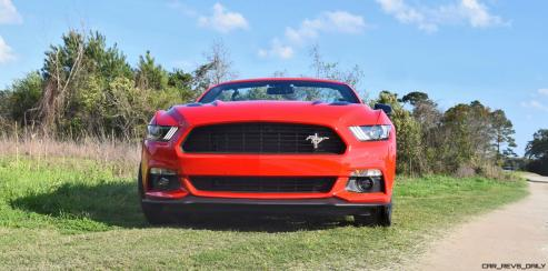 Red 2016 Ford Mustang GT California Special 6