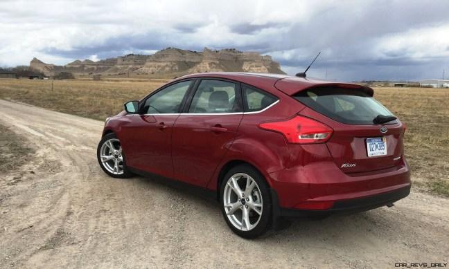 Road Test Review - 2016 Ford Focus Titanium - By Tim Esterdahl 1
