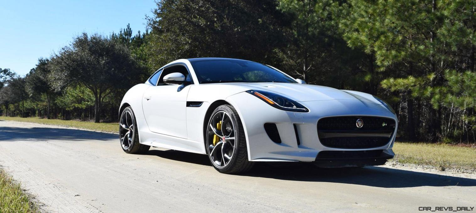 SUPERCAR of the YEAR - 2016 Jaguar F-Type R AWD Coupe 29