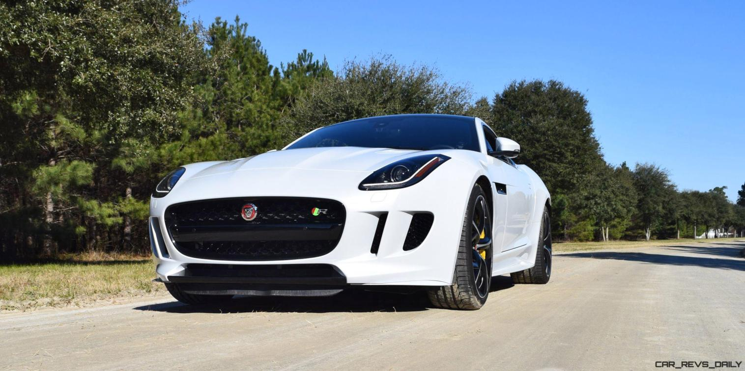 SUPERCAR of the YEAR - 2016 Jaguar F-Type R AWD Coupe 40
