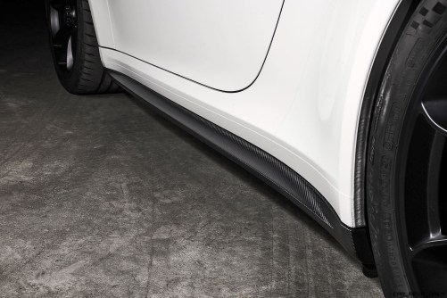 TECHART Carbon Sport Package for the 911 GT3 RS 11
