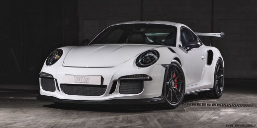 TECHART Carbon Sport Package for the 911 GT3 RS 2
