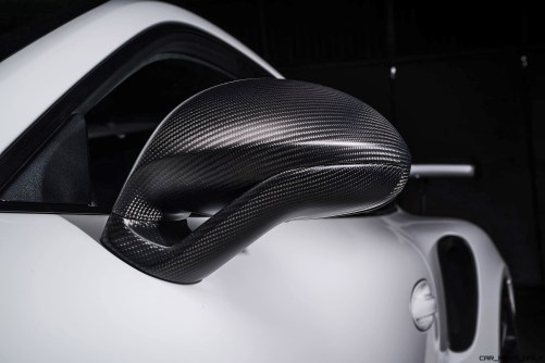 TECHART Carbon Sport Package for the 911 GT3 RS 9