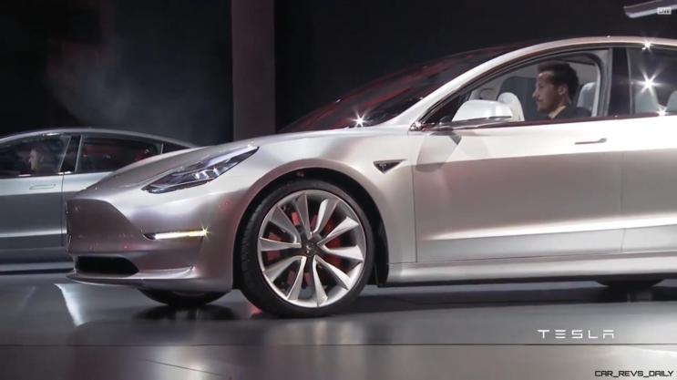 Tesla Model 3 - Launch Video Stills 1