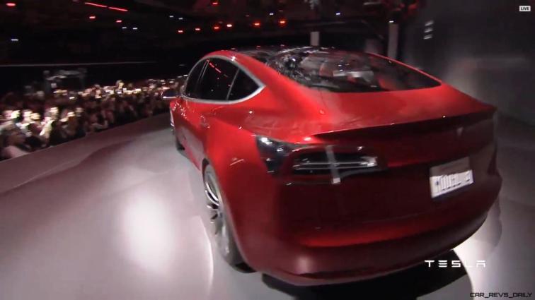 Tesla Model 3 - Launch Video Stills 15