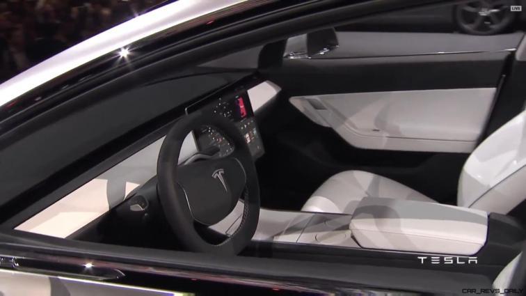 Tesla Model 3 - Launch Video Stills 17