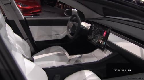 Tesla Model 3 - Launch Video Stills 19