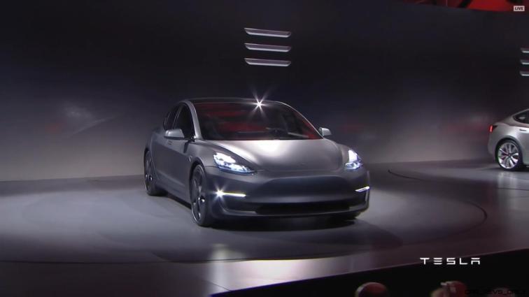 Tesla Model 3 - Launch Video Stills 22
