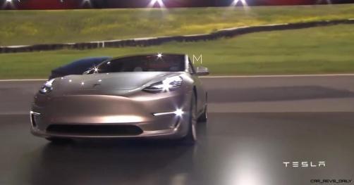 Tesla Model 3 - Launch Video Stills 29