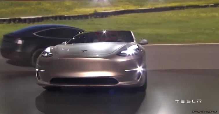 Tesla Model 3 - Launch Video Stills 32