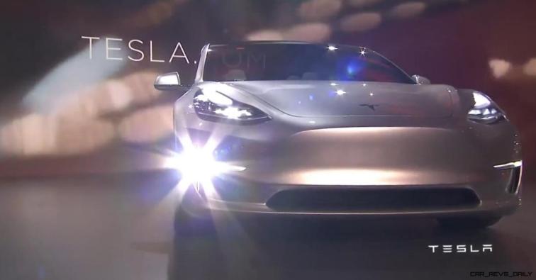 Tesla Model 3 - Launch Video Stills 42