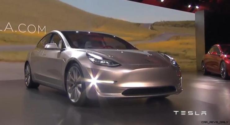 Tesla Model 3 - Launch Video Stills 45