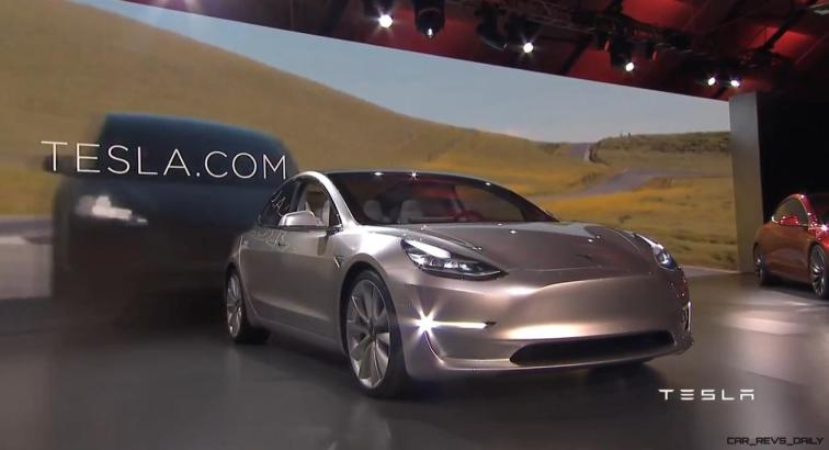 Tesla Model 3 - Launch Video Stills 46