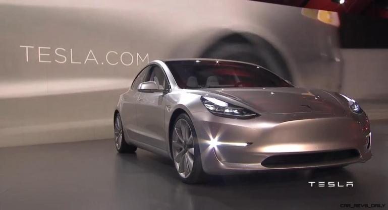Tesla Model 3 - Launch Video Stills 48