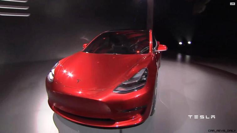 Tesla Model 3 - Launch Video Stills 5