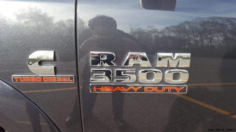 2016 Ram 3500 LIMITED Cummins Dually 13