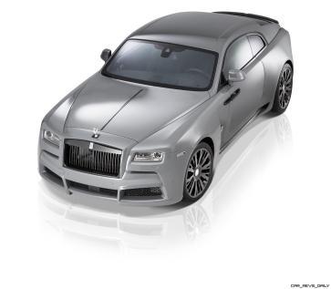 2016 SPOFEC Rolls Royce Wraith OVERDOSE 2