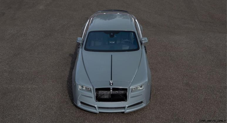 2016 SPOFEC Rolls Royce Wraith OVERDOSE 29
